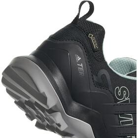 adidas TERREX Swift R2 GTX Ulkoilukengät Naiset, core black/core black/ash green